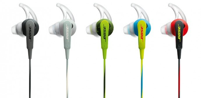 Bose in-ear SoundSport