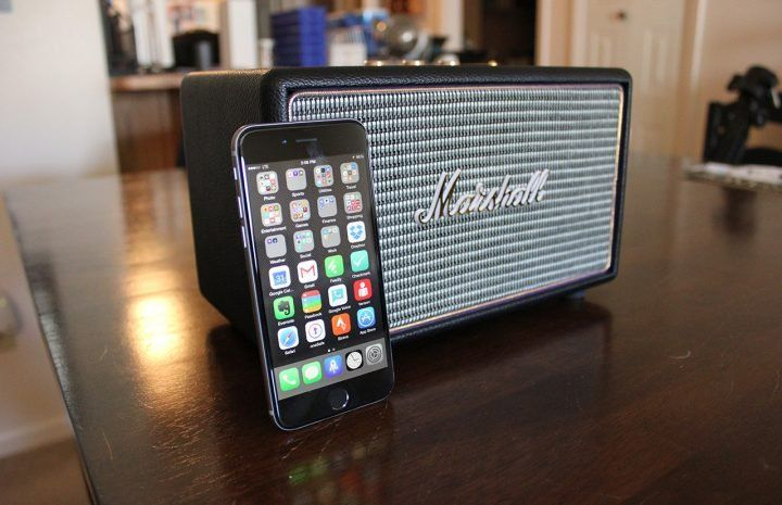 Marshall-Acton-Bluetooth