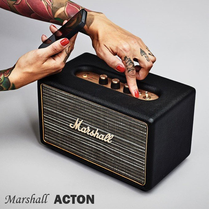 loa marshall Acton ket noi BT