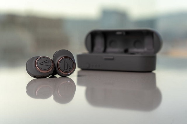 tai nghe True Wireless Audio-Technica ATH-CKR7TW