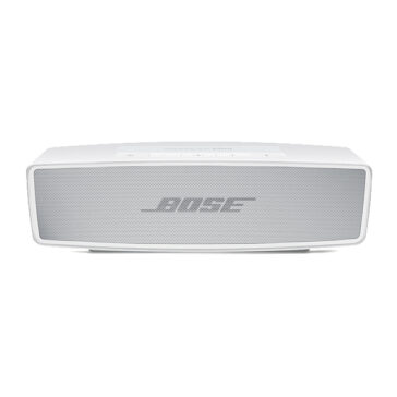 Loa bose Soundlink mini special edition bạc 1