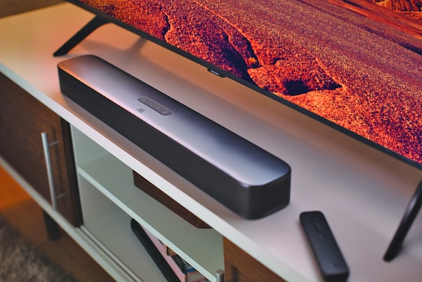 Loa Soundbar JBL All In One 2.0 3