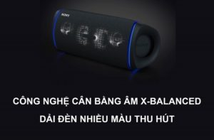 Loa bluetooth Sony SRS XB43