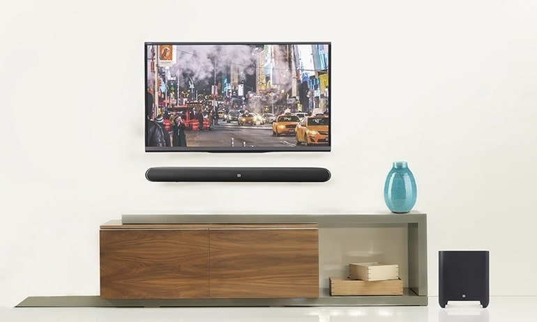 Loa Soundbar JBL Cinema SB450